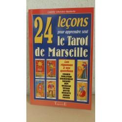 24 lecons pour apprendre le tarot de Marseille