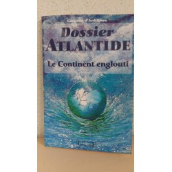 Dossier Atlantide le continent englouti