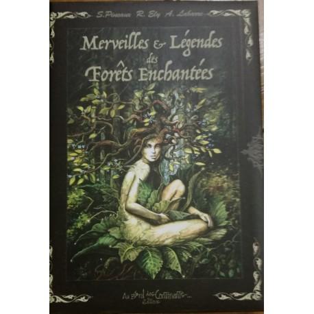 merveilles et legendes des forets enchantees
