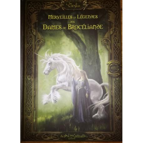 merveilles et legendes des dames de Broceliande