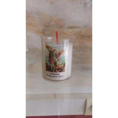 Bougies votives   Saint Michel